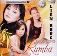 Lin Khc Qu Hng Rumba (CD 2)