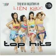 lien khuc top hits chinese melodies (cd 2) - v.a