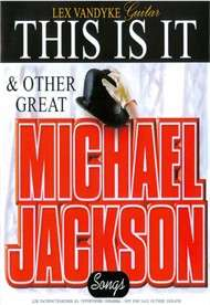 this is it & other great michael jackson songs (guitar) - lex vandyke
