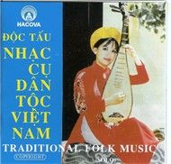 nhac cu dan toc viet nam (traditional folk music) - v.a