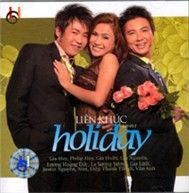 lien khuc holiday (gia huy cd) - v.a