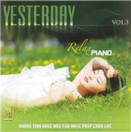 yesterday vol 3 (relax piano) - v.a