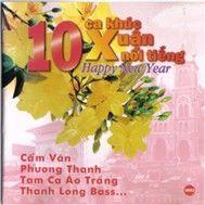 happy new year (10 ca khuc xuan noi tieng) - v.a