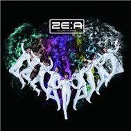 love letter (regular edition album) - ze:a