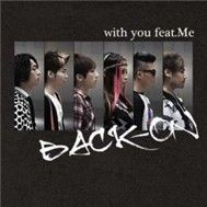with you (feat. me) - back-on