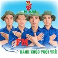 hanh khuc tuoi tre - fm band