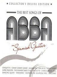 the best songs of abba on spanish guitar (2 cd) - the harmony group