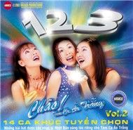 1 2 3 Cho Tam Ca o Trng (Vol 2)