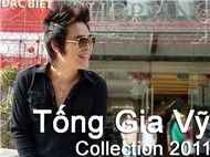 Tng Gia V Collection 2011