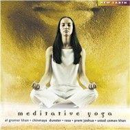 meditative yoga (2005) - v.a