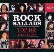 Top 100 Rock Ballads (CD 4)