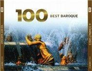 100 best baroque (6 cd) - v.a