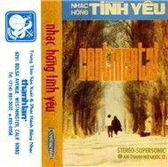 nhac hong tinh yeu (bang nhac truoc 1975) - hoang oanh, giao linh