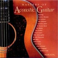 masters of acoustic guitar (instrumental) - v.a