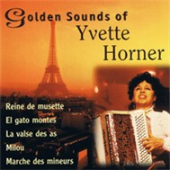 The Golden Sounds Of Yvette Horner