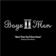 More Than Youll Ever Know (Single 2011)