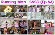 running man ep 63 (show 2011) - snsd, v.a