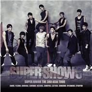 Super Show 3 (The 3rd Asia Tour Concert Album 2011)