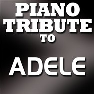 piano tribute to adele (2011) - v.a