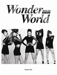 Wonder World (2nd Album 2011)