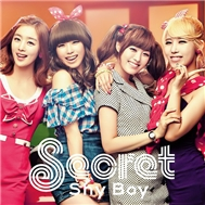 Shy Boy (1st Japanese Mini Album 2011)