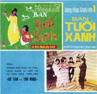 Ban Tui Xanh (Bng Nhc Thiu Nhi Trc 1975)