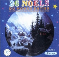 26 noels du monde entier - v.a