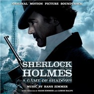 Sherlock Holmes: A Game Of Shadows (OST 2011)