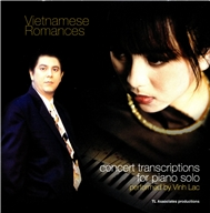 vietnamese romances (doc tau piano) - vinh lac