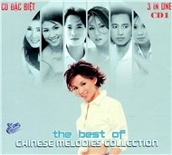 the best of chinese melodies collection (cd1) - v.a