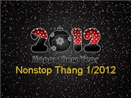Tng Hp Nonstop Cho Mng Nm Mi 2012