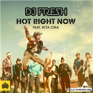 Hot Right Now (Remixes 2012)