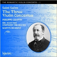 The Romantic Violin Concerto (CD1)