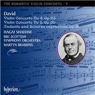 the romantic violin concerto (cd9) - v.a