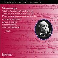 the romantic violin concerto (cd8) - v.a