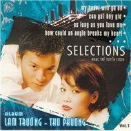 selection vol 1 (1998) - lam truong, thu phuong