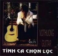tinh ca chon loc (vol. 71) - vo thuong