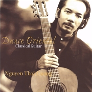 dance oriental (classical guitar) - nguyen thai cuong