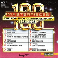 the top 10 of classical music masterpieces (vol. 2) - mozart