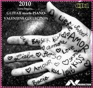 V.A – Piano Solo CD1 (Guitar meets Piano Valentine Collection 3CD)
