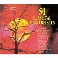 50 classical masterpieces (cd2) - v.a