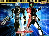 Kamen Rider Decade OST (2009)