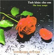 tinh khuc cho em (vol. 35) - vo thuong