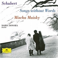 songs without words (franz schubert) - daria hovora, mischa maisky