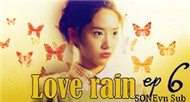 Love Rain Ep6 (Phim B Hn Quc)