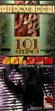 golden movie themes - 101 strings orchestra