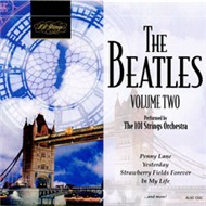 the beatles. volume two - 101 strings orchestra