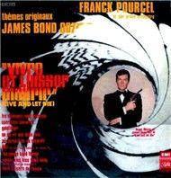 plays james bond themes - franck pourcel