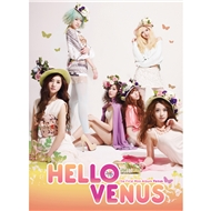 Venus (The First Mini Album 2012)