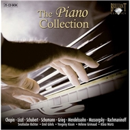 the piano collection (cd19) - liszt